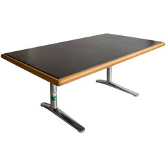 Large 'Executive Desk' by Warren Platner