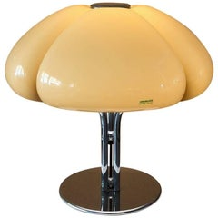 Gae Aulenti Quadrifoglio Table Lamp, Harvey Luce, 1968