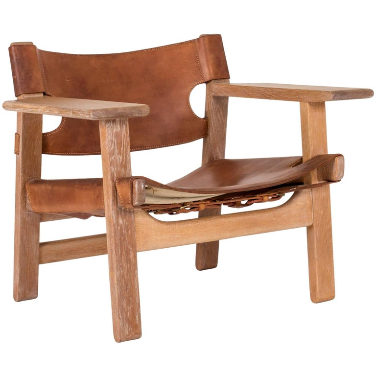 """Spanish Chair"" by Børge Mogensen"