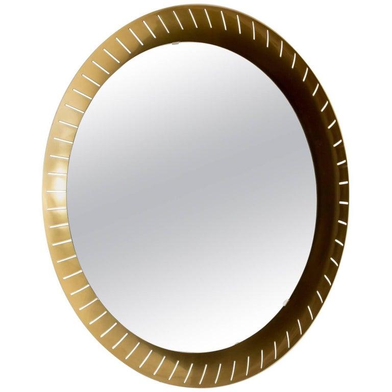 Backlit Wall Mirror from Stilnovo