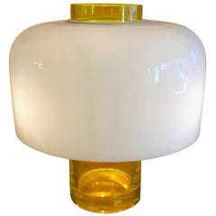 Carlo Nason LT226 Table Lamp, Mazzega, 1970s