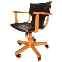 Asher Benjamin Studio Midcentury Desk Chair