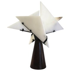 'Nun 1' Table Lamp in the Manner of Pierre Chareau