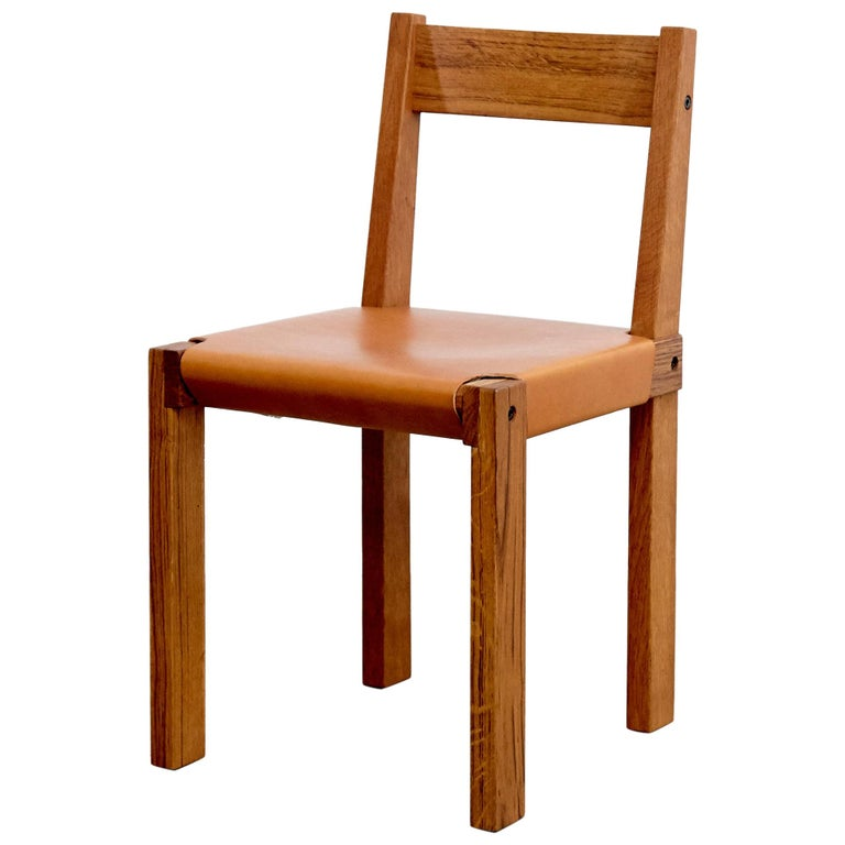 Pierre Chapo S24 Chair For Sale