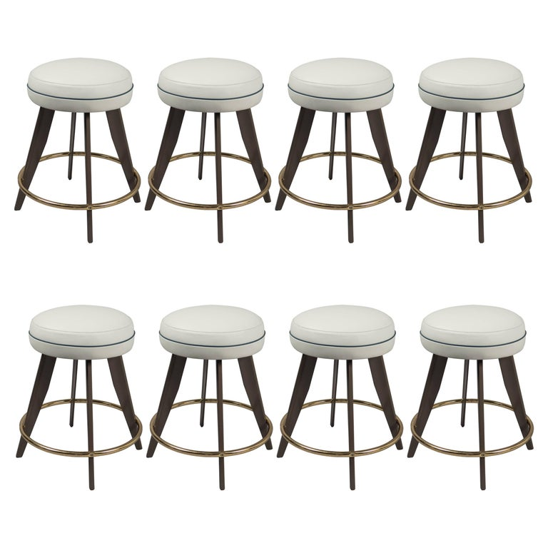 Eight Stools, France, 1950s