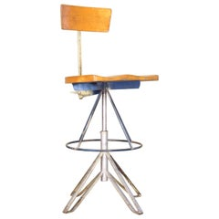 Vintage Stool, 1960s Hema-Stolen from Sweden