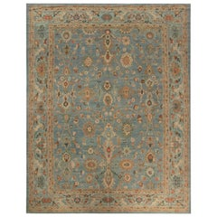 Traditional Sultanabad Design Rug