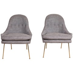 Pair of Carthay Chairs by Lawson-Fenning