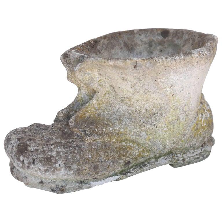 French Concrete Shoe