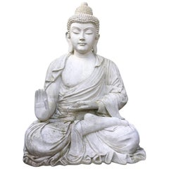 Guatama Buddha Lifesize Garden Statue