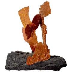 Tabletop Brutalist Sculpture