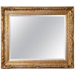 18th Century Gilded Mirror