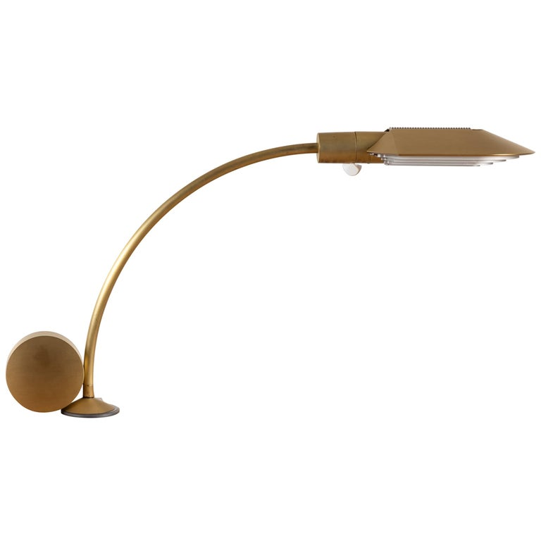 Desk Lamp Model 5D ST by Cedric Hartman For Sale