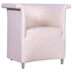 De Sede DS 725 Leather Armchair Beige One-Seat
