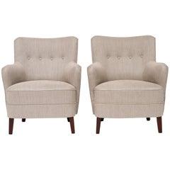 """Danish Design """"Easy Chairs"""""""