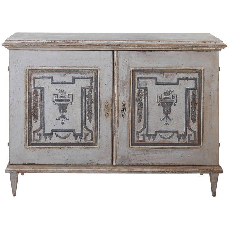 Wine Cupboard, circa 1820-1830