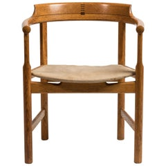 PP52 Armchair by Hans J. Wegner for PP Møbler