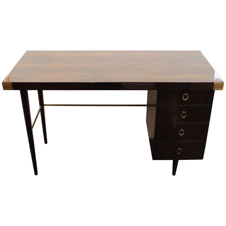 Charak Macassar Writing Desk