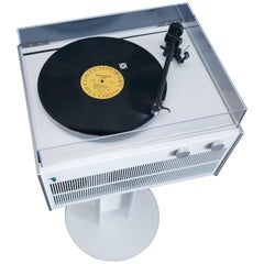 Modern Record Player