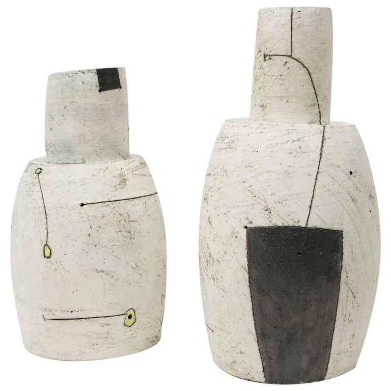 Modernist Ceramic Set by Daphne Corregan