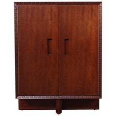 "Frank Lloyd Wright ""Taliesin"" Cabinet for Henredon"