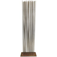 Val Bertoia Kinetic Sound Sculpture