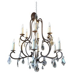 Gregorius Pineo Twelve-Light Rousseau Chandelier