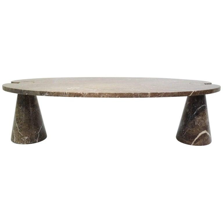 Eros Coffee Table by Angelo Mangiarotti, 1970s