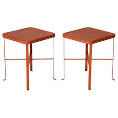 Pair of Tables by Bennington Potters