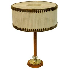 Luxury Art Deco Style Table Lamp 1960s, Denmark