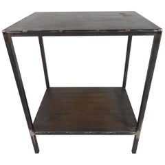 Baldwin Side Table, Natural