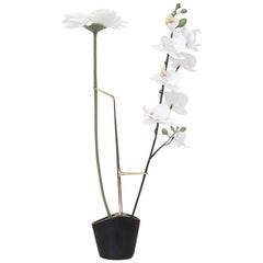 Rare Carl Aubock Flower Vase