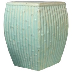 Chinese Ceramic Garden Stool