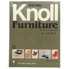 """""""Knoll Furniture 1938-1960"""" Book"""