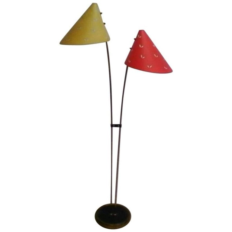 lamps floor lamp vintage retro