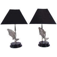 """Carp"" Lamps"