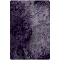 Deep Purple Rug