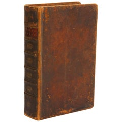 Monumental Rev. John Brown's Leather Holy Bible, circa 1812