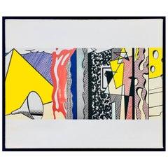 Roy Lichtenstein at Leo Castelli Gallery 1984 'Exhibition Catalog'