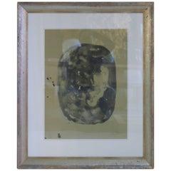 Lucio Fontana Concetto Spaziale, Multiple Print, 1968