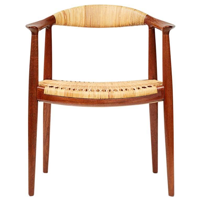 Hans Wegner JH-501 'The Chair', Teak