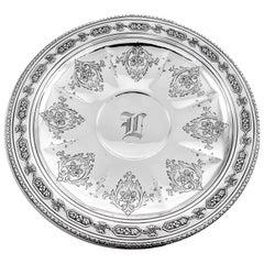Louis XIV Sterling Dish