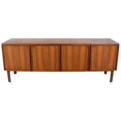 Clean Lined Midcentury Credenza by John Tabraham