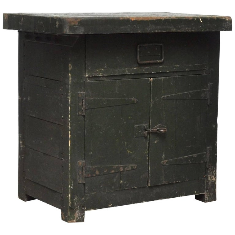Pine Workbench, 1930s