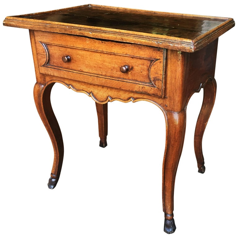 Charming Louis XV Side Table, circa 1760