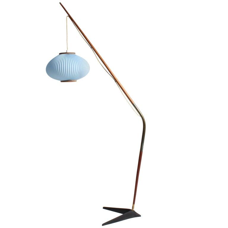 Floor Lamp by Holm Sørensen