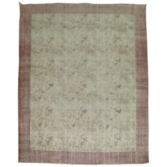 Shabby Chic Turkish Rug