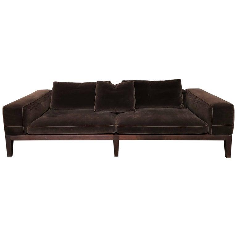 Flexform Sofa by Antonio Citterio For Sale