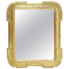 Louis Philippe Mirror, Italy, Second Half of the 19th Century