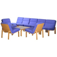 Modular Sofa and Coffee Table by Rud Thygesen and Johnny Sørensen